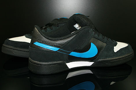 Nike Renzo 2 Black Photo Blue Neutral Grey Inside