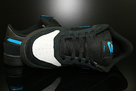 Nike Renzo 2 Black Photo Blue Neutral Grey Over view