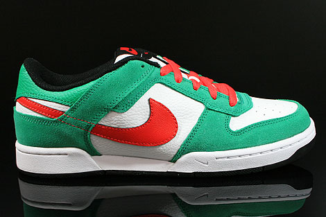 Nike Renzo 2 Green Red White Black