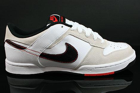 Nike Renzo 2 White Black University Red