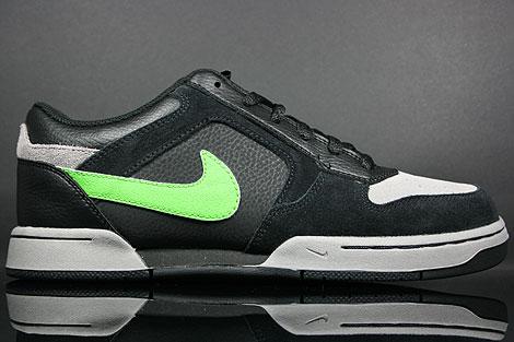 Nike Renzo Black Green Light Charcoal