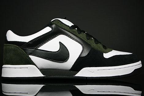 Nike Renzo Dark Army Black