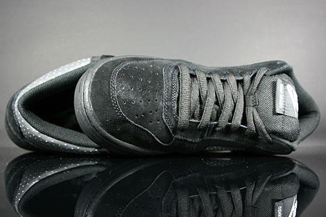 Nike Renzo Mid Black White Dark Grey Outsole