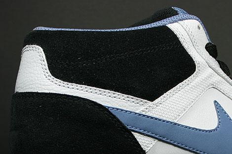 Nike Renzo Mid Platinum Ocean Fog Black White Shoebox