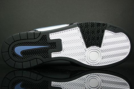 Nike Renzo Mid Blau Weiss Schwarz