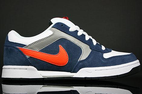 Nike Renzo Midnight Navy Team Orange