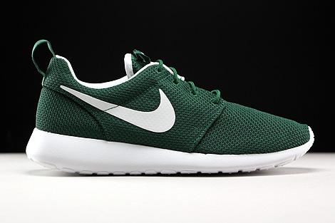 Nike Roshe One Gorge Green White