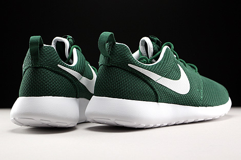 Nike Roshe One Gorge Green White Back view