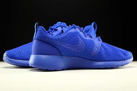 Nike Roshe One Hyp Racer Blue Black Inside