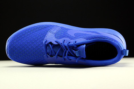 Nike Roshe One Hyp Racer Blue Black Back view