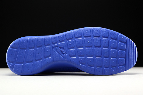Nike Roshe One Hyp Racer Blue Black Over view