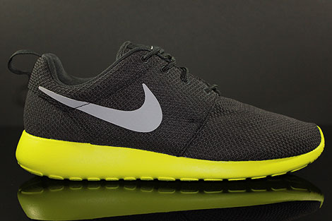 Nike Roshe Run Anthracite Wolf Grey Cyber