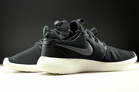 Nike Roshe Two Black Anthracite Sail Inside