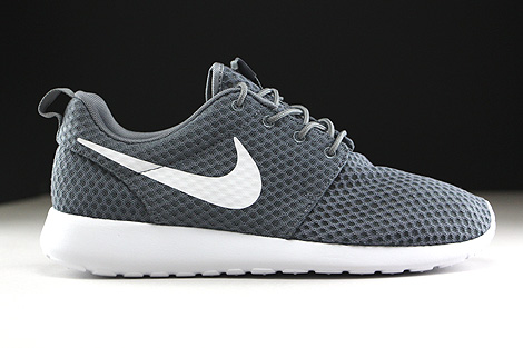 Nike Rosherun Breeze Cool Grey White