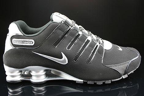 low cost good quality special section Nike Shox NZ EU Schwarz Silber 501524-012 - Purchaze