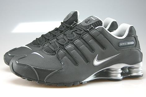Nike Shox Nz Black Anthracite Pink Reflect Women Nike Shox Nz Black ... 97bf0f6ca