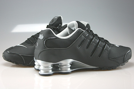 Nike Shox Nz Grey