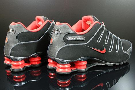 super popular 802df 1f1e1 Nike Shox Nz Black Grey Red realmortgagefinance.co.uk