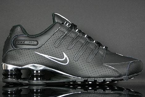 Nike Shox Nz Eu Negro