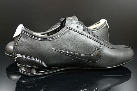 b346b77ea11 055WO48 2014 Nike Shox Rivalry Premium Black Black Mens