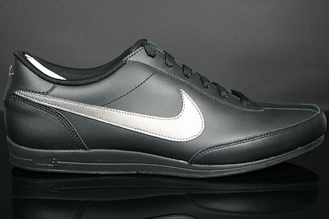 Nike Signature Black Metallic Pewter Profile