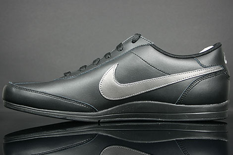 Nike Signature Black Metallic Pewter Back view