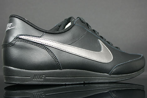 Nike Signature Black Metallic Pewter Over view