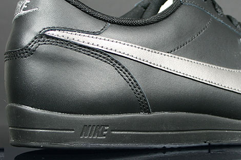Nike Signature Black Metallic Pewter Outsole