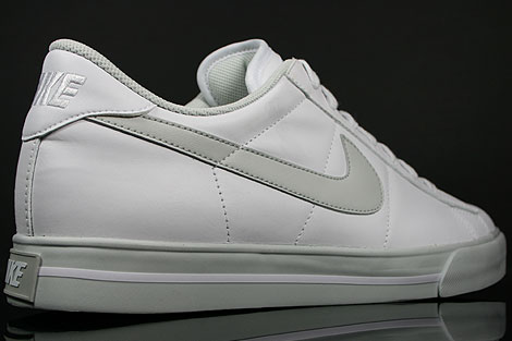 Nike Sweet Classic Leather White Neutral Grey Over view