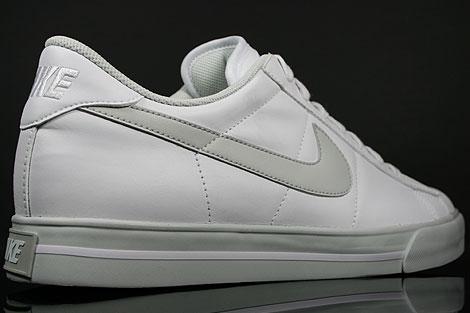 Nike Sweet Classic Leather Weiss Grau Oberschuh