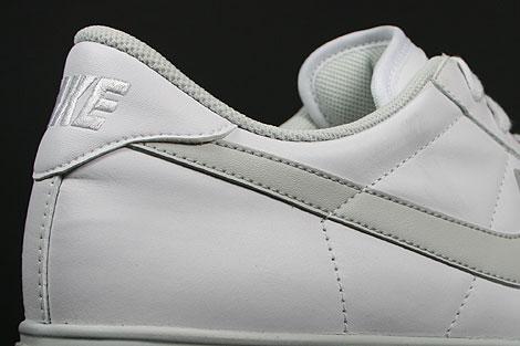 Nike Sweet Classic Leather Weiss Grau Schuhkarton