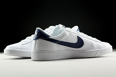 Nike Tennis Classic CS White Midnight Navy Inside