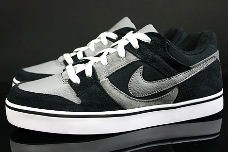 Nike Twilight Low SE Black Cool Grey White Profile