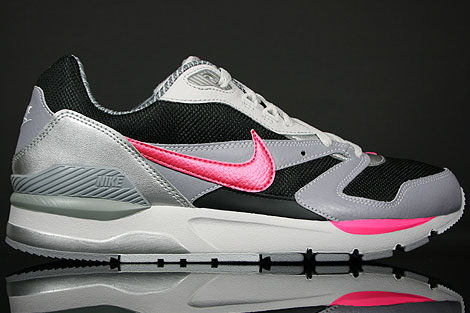 Nike Twilight Runner EU Black Pink Flash Stealth White Right