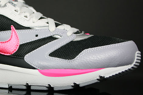 Nike Twilight Runner EU Black Pink Flash Stealth White Inside