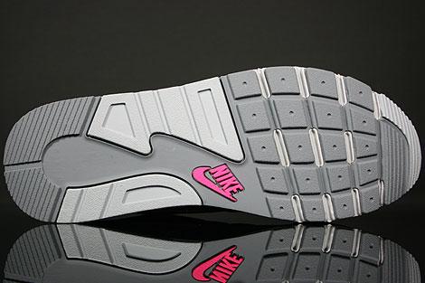 Nike Twilight Runner EU Schwarz Pink Grau Silber Schuhkarton