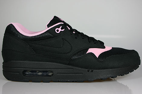 Nike WMNS Air Max 1 Black Perfect Pink