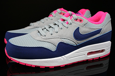 nike air max 1 dames royal blue