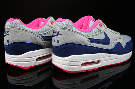 light magenta grey blue nike air max