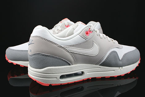 nike wmns air max 1 essential sail sail mortar silver. Black Bedroom Furniture Sets. Home Design Ideas