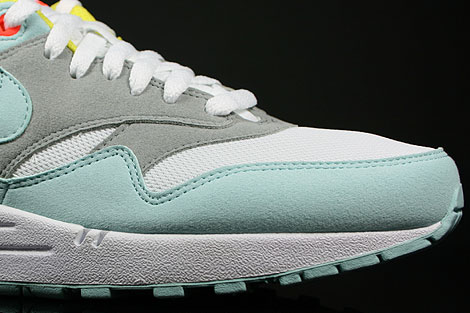 Nike WMNS Air Max 1 Julep White Matte Silver Inside