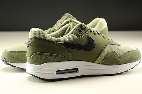 Nike WMNS Air Max 1 Olive Canvas Black Neutral Olive White Innenseite