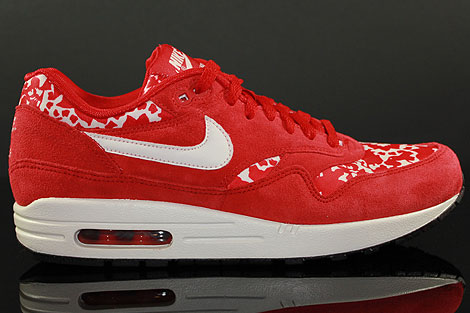 Nike WMNS Air Max 1 Sport Red Sail