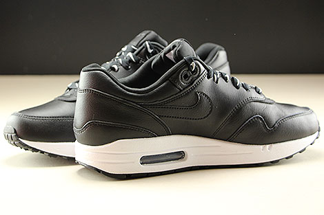 Nike WMNS Air Max 1 SE Black Black White Inside