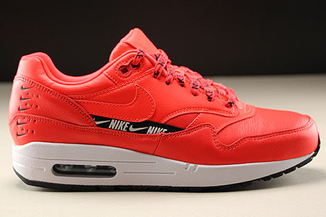 official photos bbaa9 96c7a ... Nike WMNS Air Max 1 SE Bright Crimson Right ...