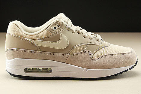 Nike WMNS Air Max 1 String Sail Light Cream Black