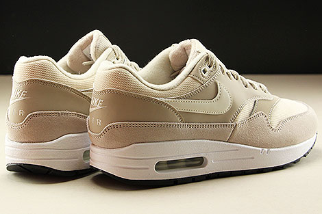 Nike WMNS Air Max 1 String Sail Light Cream Black Rueckansicht