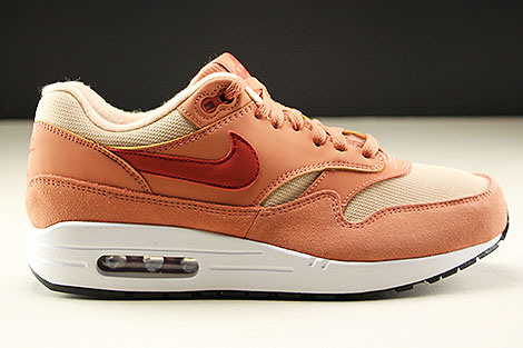 Nike WMNS Air Max 1 Terra Blush Dune Red Bio Beige