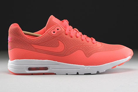 Nike WMNS Air Max 1 Ultra Moire Hot Lava Hot Lava White