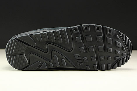Nike WMNS Air Max 90 Schwarz Laufsohle